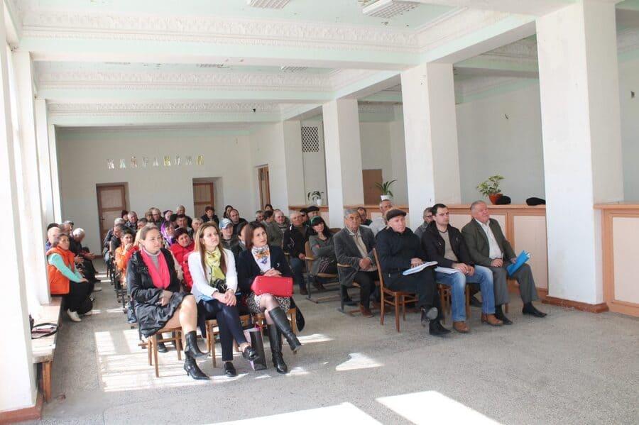 Актуальные вопросы на сходе граждан в Кайраклии